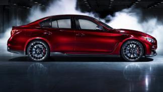 Infiniti Q50 Eau Rouge Concept lateral