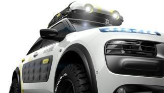 Citroën C4 Cactus Aventure detalle