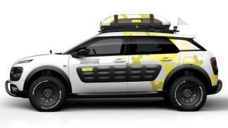 Citroën C4 Cactus Aventure perfil