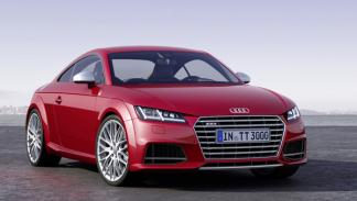 Audi TTS 2014 frontal
