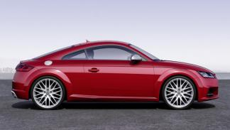 Audi TTS 2014 lateral