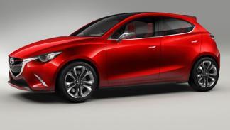 Mazda Hazumi lateral