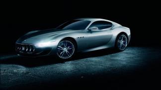 Maserati Alfieri lateral