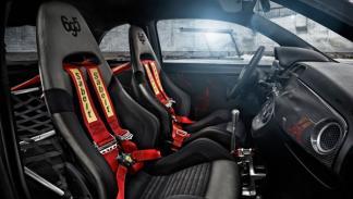 Abarth 695 Biposto interior delantera