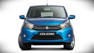 Suzuki Celerio Salón de Ginebra 2014 frontal