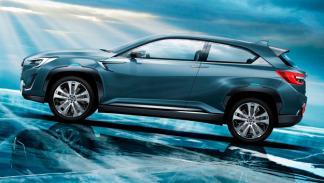 Subaru VIZIV-2 Concept lateral