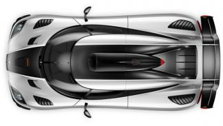 Koenigsegg One:1 techo