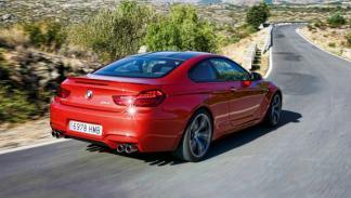 BMW M6 Coupé trasera