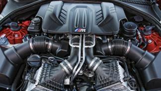 BMW M6 Coupé motor