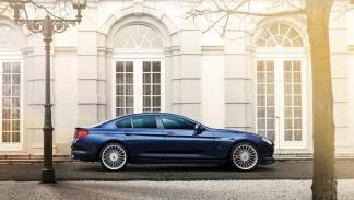 Lateral del Alpina BMW B6 Bi-Turbo Gran Coupe