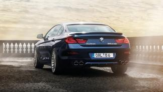 Trasera del Alpina BMW B6 Bi-Turbo Gran Coupe