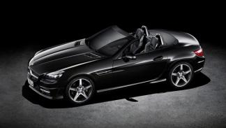 Mercedes SLK CarbonLOOK Edition delantera
