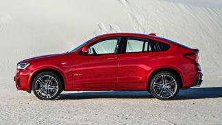BMW X4 2014 lateral