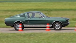 Ford Mustang GTA Fastback 1967 lateral