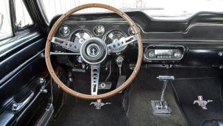 Ford Mustang GTA Fastback 1967 interior
