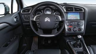 Citroën C4 salpicadero