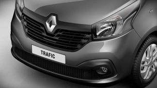 Nuevo Renault Trafic 2014 faros