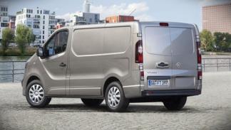Nuevo Opel Vivaro 2014 lateral 2