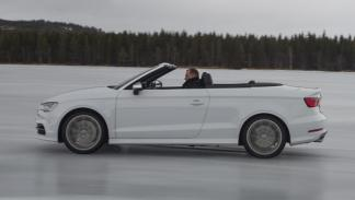 Audi S3 Cabrio lateral