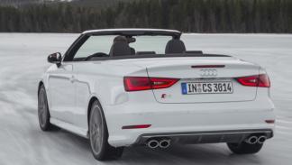Audi S3 Cabrio trasera