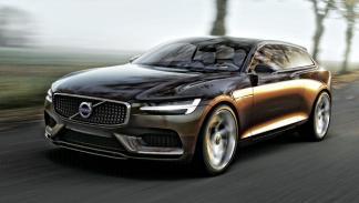 Volvo Concept Estate delantera