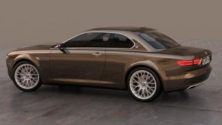 BMW CS Vintage Concept trasera