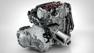 motor diésel D4 Drive-E