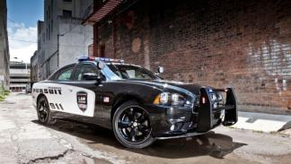 odge Charger Pursuit 4x4