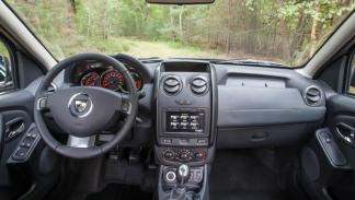 Dacia Duster 2013 interior