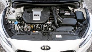 Kia Pro_cee'd GT motor