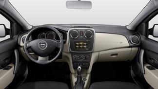 Interior Dacia Logan MCV