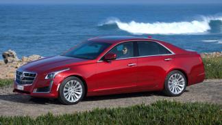 Cadillac CTS 2014 lateral