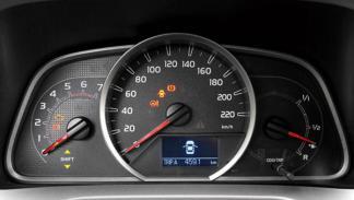 Toyota RAV4 120D Advance 20 Aniversario cuadro