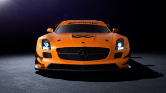 Mercedes SLS AMG GT3 45th Anniversary por Sievers Tuning frontal