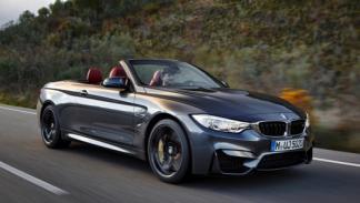 BMW M4 Cabrio lateral