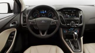 Ford Focus Sedan 2014 interior