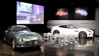 12 famosos eligen 12 superdeportivos DB4 Zagato
