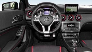 Mercedes A 45 AMG interior
