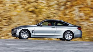 BMW 420d lateral