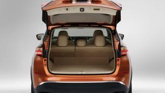 Nissan Murano 2015 maletero