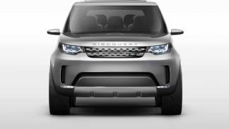 Land Rover Discovery Vision Concept frontal