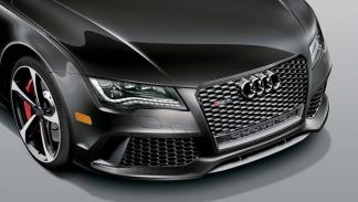 Audi RS Dynamic Edition morro