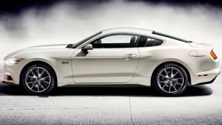 Ford Mustang 50 Year Limited Edition lateral