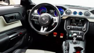 Ford Mustang 50 Year Limited Edition interior