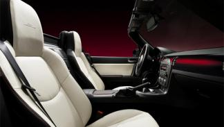 Mazda MX-5 25th Anniversary interior
