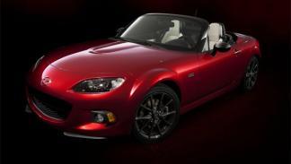 Mazda MX-5 25th Anniversary frontal