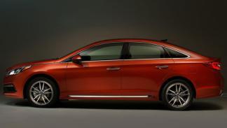 Hyundai Sonata 2015 lateral