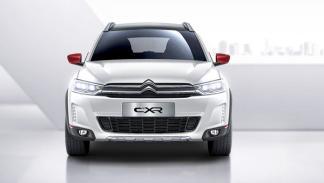 Citroën C-XR Concept frontal