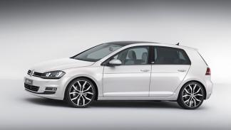 Volkswagen Golf Edition lateral