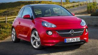 Opel Adam, ganador en el apartado de 'valor residual'